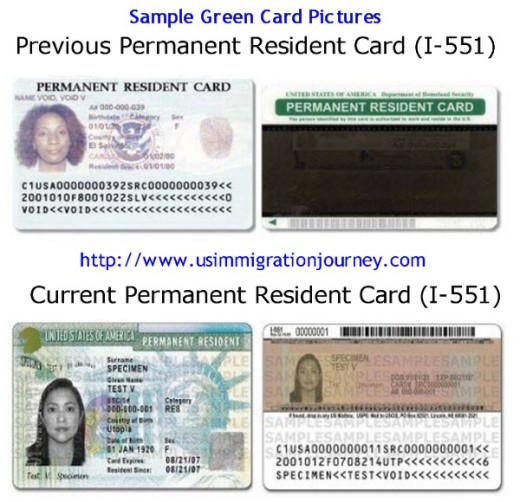 sample-permanent-resident-green-card